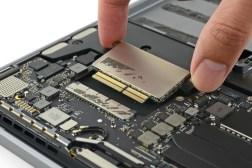 MacBook Pro Late 2016 SSD Upgrade