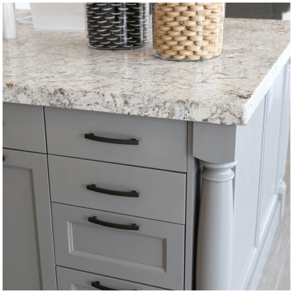 What Color Countertops Go With White Cabinets 6 Shades Of Gray For A Kitchen That Is Anything But Boring