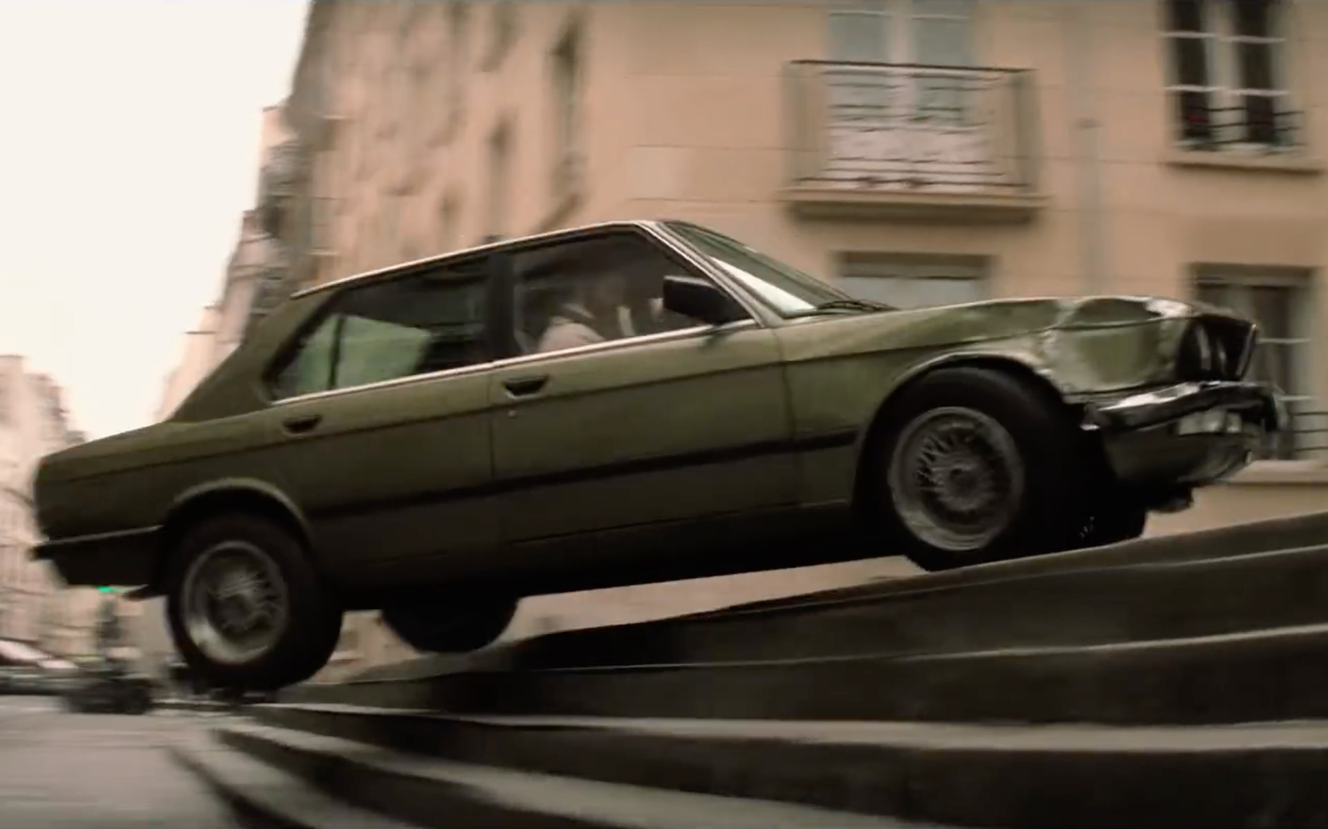 Car Parking Wallpaper Mission Impossible Fallout Tom Cruise F 228 Hrt Bmw 5er E28