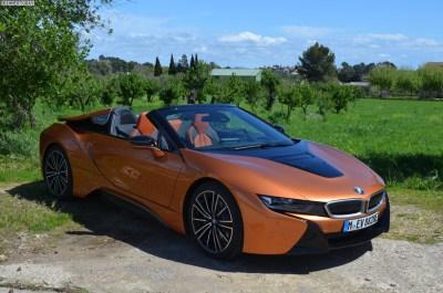Fahrbericht BMW i8 Roadster: Zwei Gesichter unter einem Dach - Allgemein - Das BMW Generation I ...