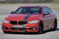 Rieger BMW 4er F32: Tuning bringt verschrfte Optik