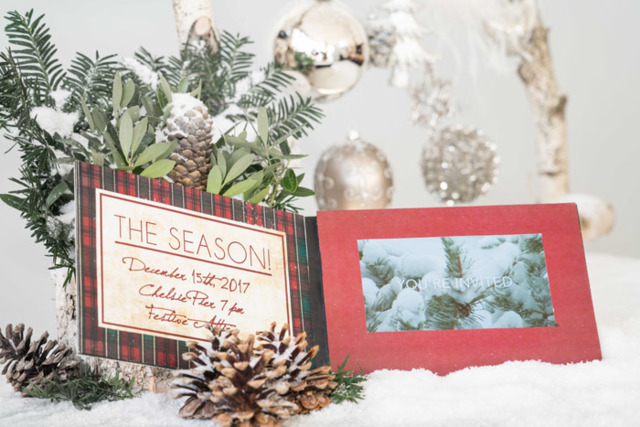 Holiday Party Ideas 2017 4 Unique Ideas for Invites and Thank-Yous