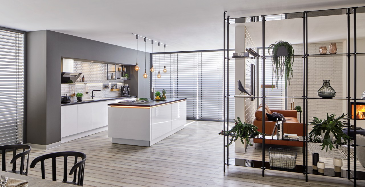 Küche Industrial Design Industrial Style Give Your Kitchen An Urban Look Blanco