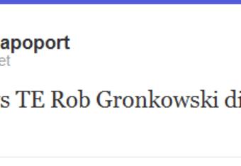 Rob Gronkowski Injury Updates And Info On Patriots Star39s