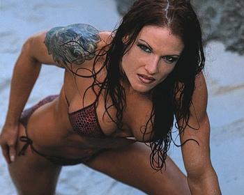 WWE Lita Amy Dumas Hot