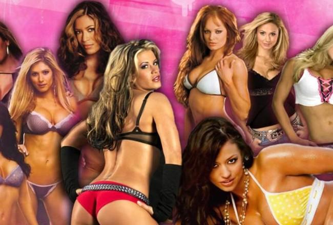 Uwf Deve Criar Divas Title Em Breve Universo Wrestling Fake