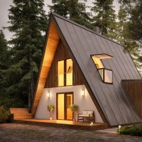 A-Frame House Kit