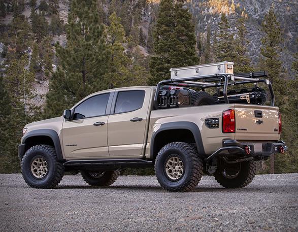 Chevy Colorado Zr2 Aev