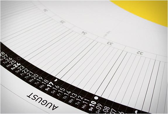 Circular Calendar - circular calendar