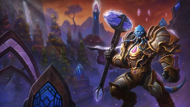 Claymore Wallpaper Hd Role Play Draenei And Age In Roleplay Blizzard Watch