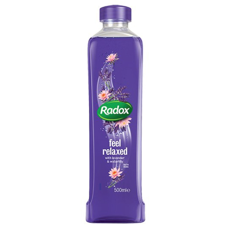 Purple Animal Print Wallpaper Radox Bath Soak Lavender Amp Waterlily 500ml Bath Amp Body