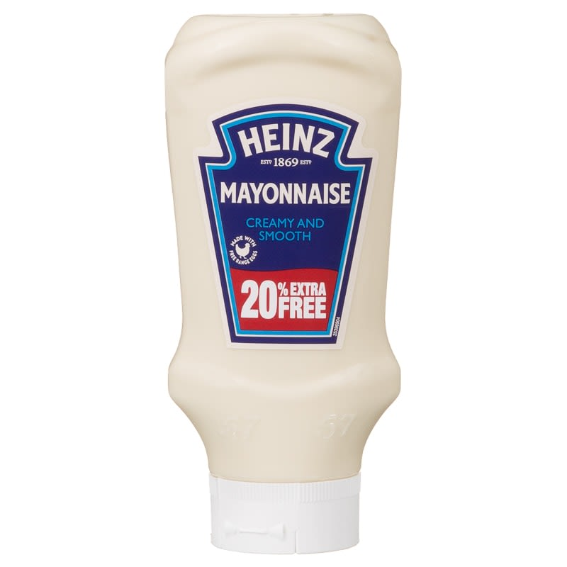 Lantern Bathroom Lighting Heinz Mayonnaise 480g | Sauce, Dressing, Condiments,