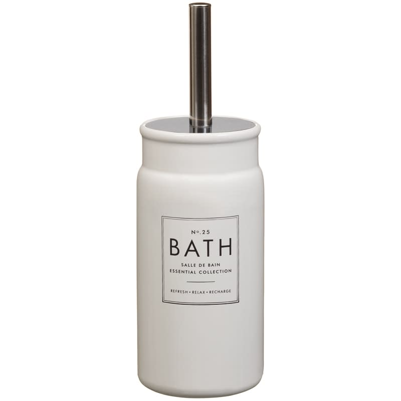 Salle De Bain Toilette Salle De Bain Toilet Brush - Logo | Bathroom Accessories - B&m