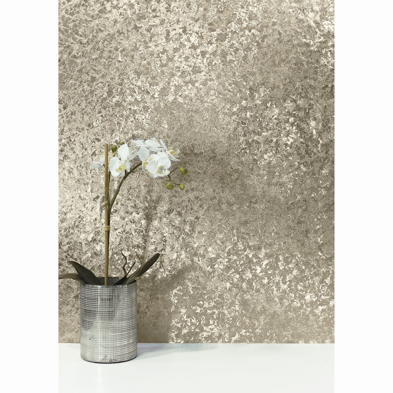 Metallic Animal Print Wallpaper Velvet Crush Wallpaper Champagne Diy B Amp M