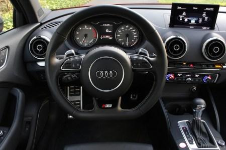 Flat Bottom Steering Wheel Audi S5