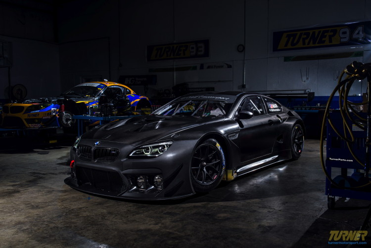 Street Racing Cars Wallpaper With Girls Turner Motorsport In Final Preparations Of Their Bmw M6 Gt3