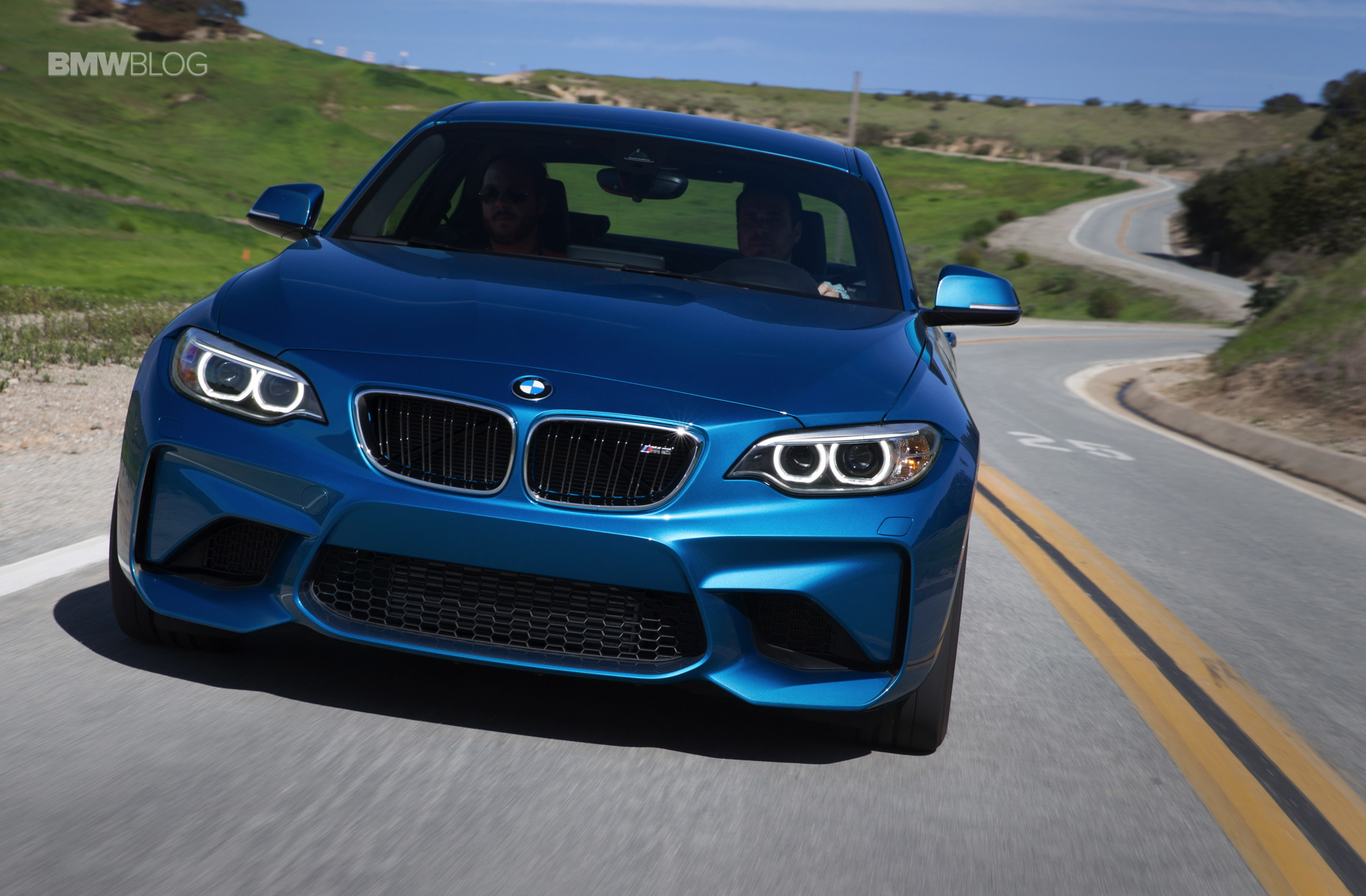 Bmw M2 Top Speed 2016 Bmw M2 Top Speed Acceleration And Sound
