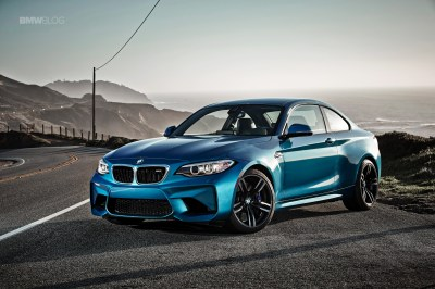 Nearly 1,200 BMW M2s have been produced for U.S. market through September