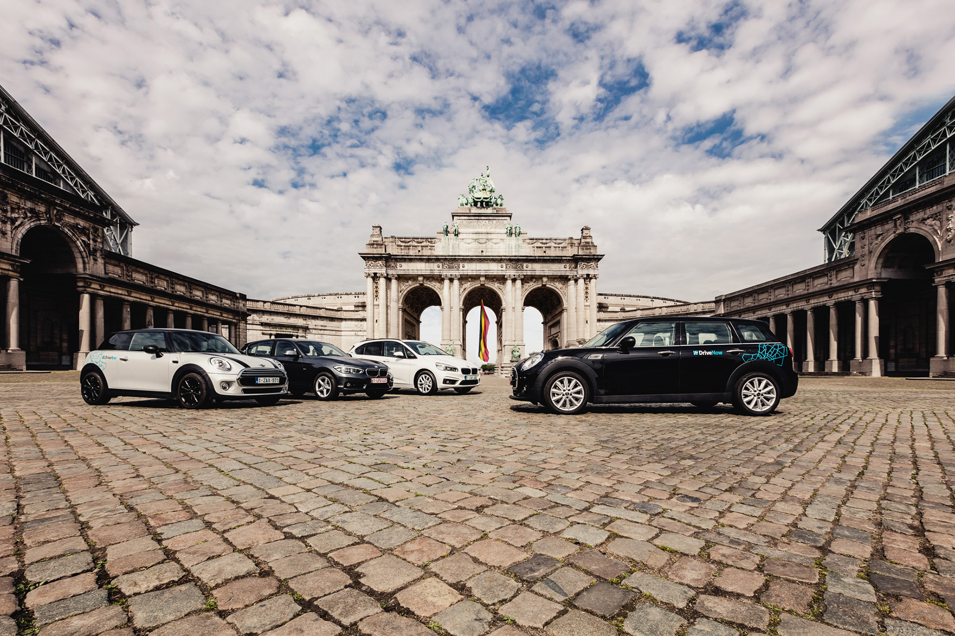 Drivenow Düsseldorf Bmw S Drivenow Program Is Extending Its Service To Brussels