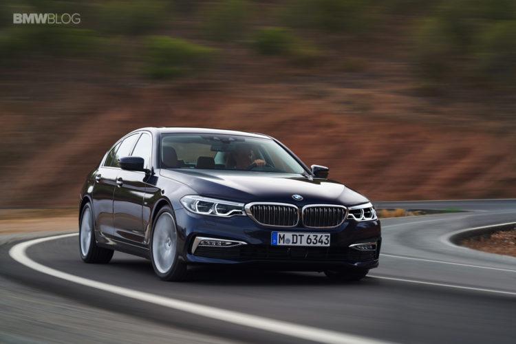 2017 BMW G30 5 Series - Design and Interior