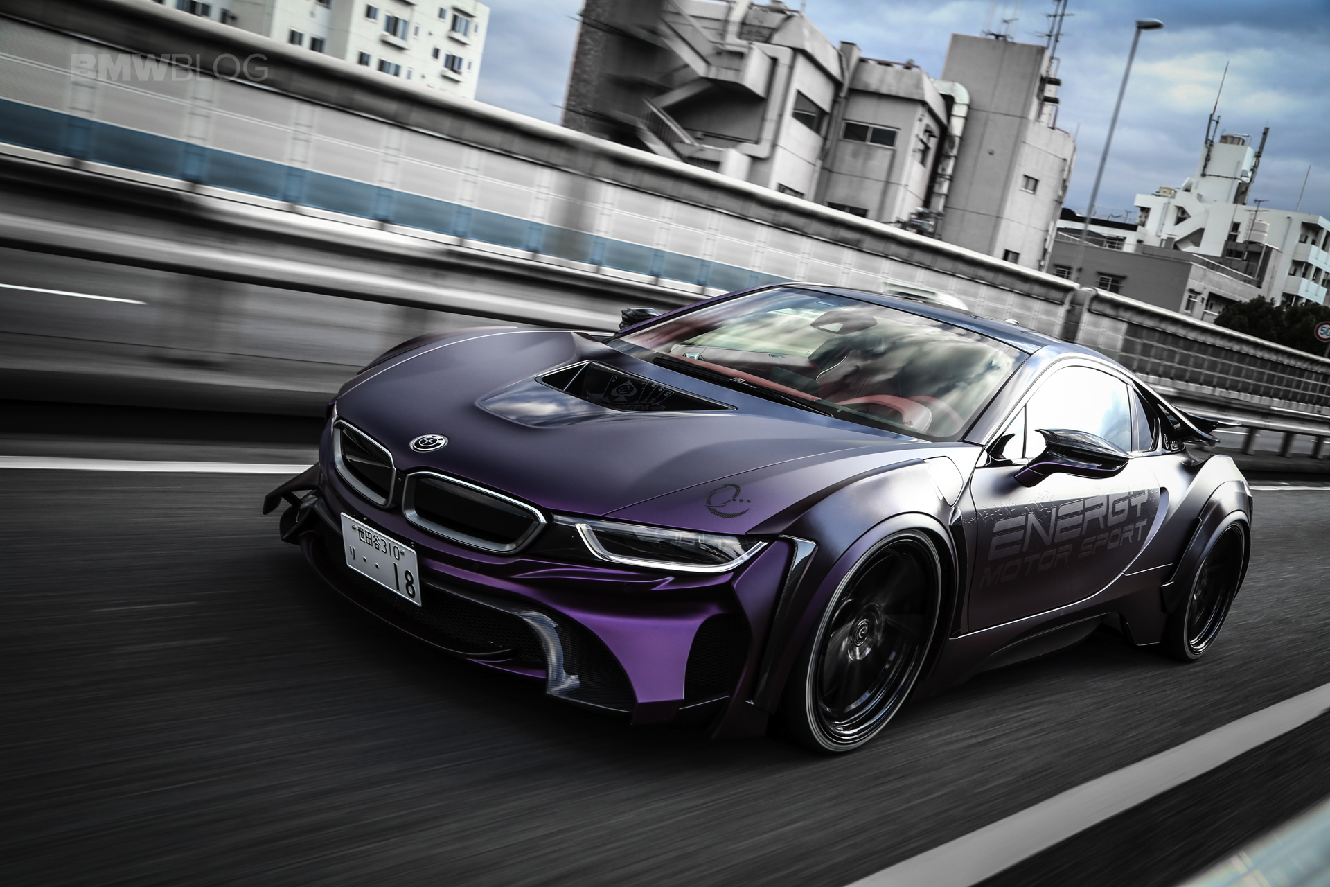 Batman The Dark Knight Car Wallpaper Bmw Evo I8 Quot Dark Knight Quot Edition Is The Batmobile We All Want