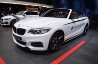 BMW M Performance-tuned M240i Convertible at Geneva