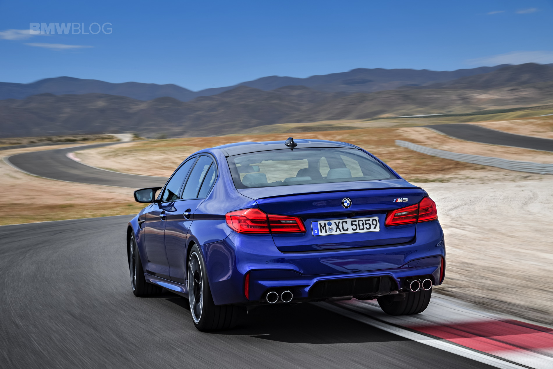 Hp Full Hd Wallpaper World Premiere 2018 Bmw M5 600 Hp And Awd