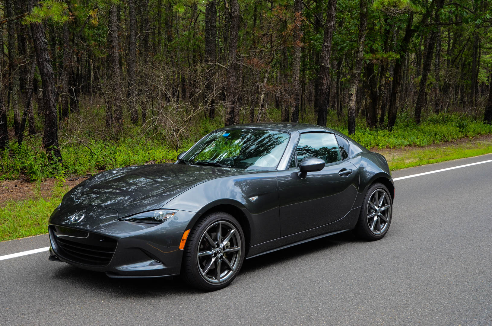 Mazda Mx5 Rf First Drive Mazda Mx 5 Rf A Breath Of Fresh Air