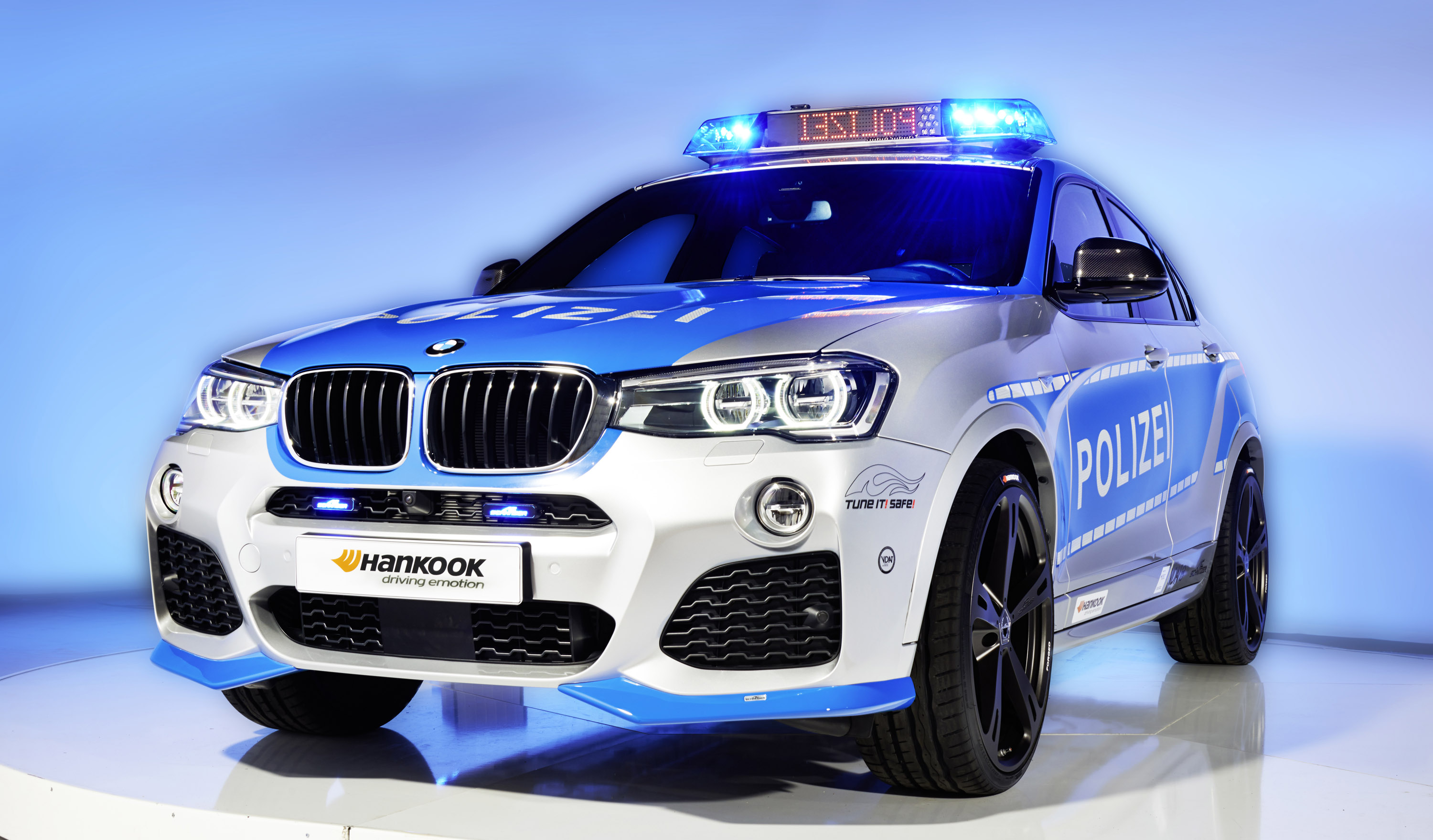 Police Car Lights Wallpaper Bmw X4 Police Car By Ac Schnitzer Video