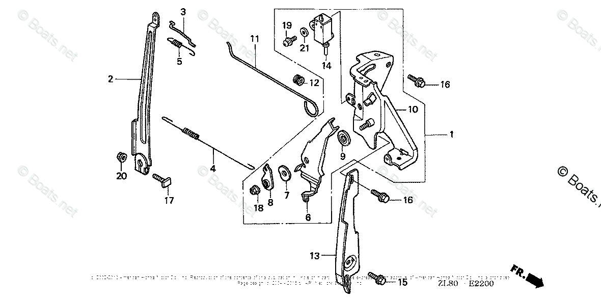 Honda Gc160 5 0 Engine Spring Diagram