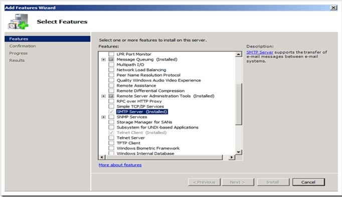 Setting up SharePoint 2010 Incoming Mail  BoostSolutions