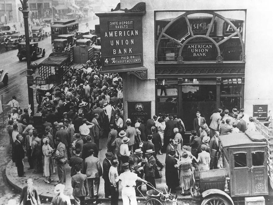 Causes of the Great Depression Britannica