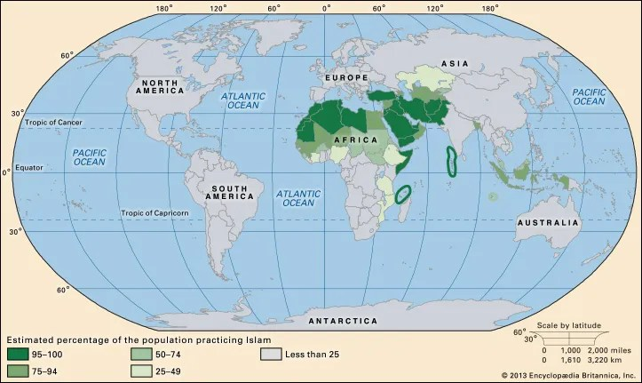 Islamic world - Islamic history from 1683 to the present reform