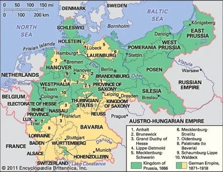 Germany - Germany from 1871 to 1918 Britannica