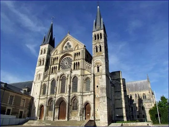 Reims Cathedral Cathedral Reims France Britannicacom
