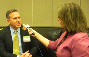 Brownfield's Julie Harker interviews Rob Kolb, GEA Farm Technologies