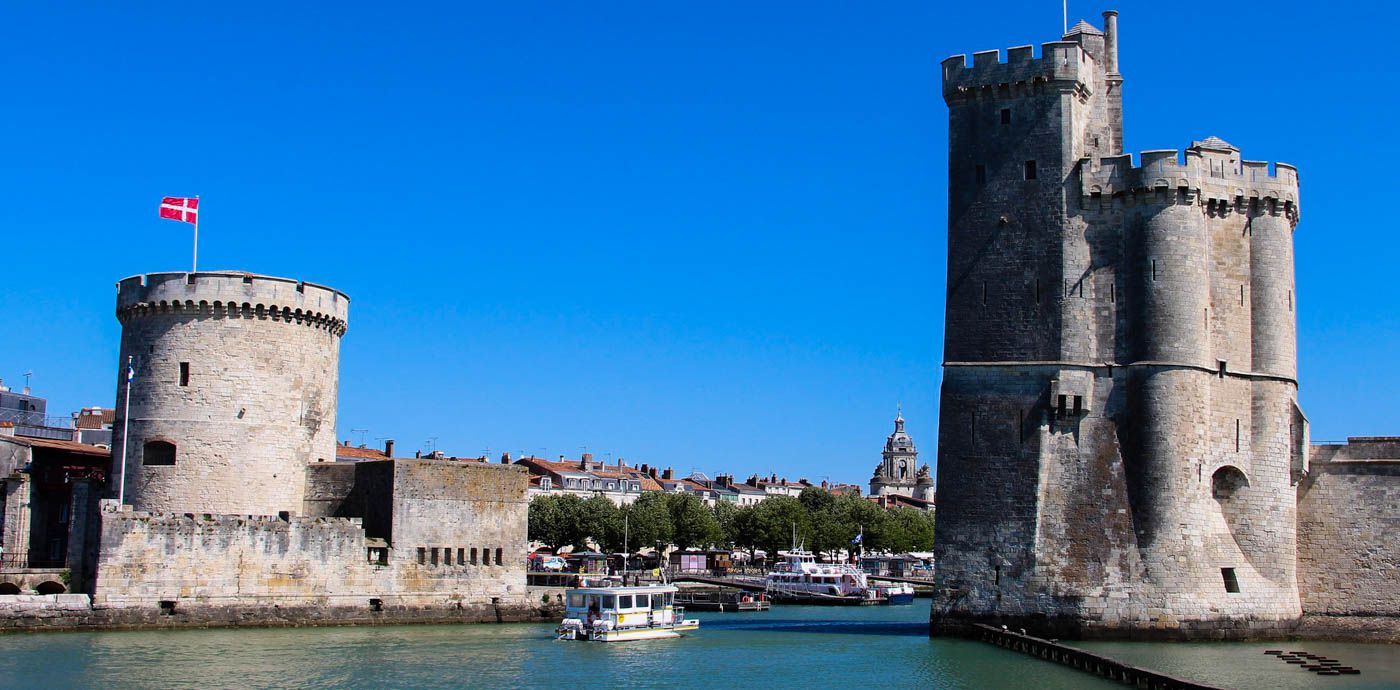 Hotel La Rochelle Port La Rochelle Travel Costs Prices Vieux Port The Three Towers