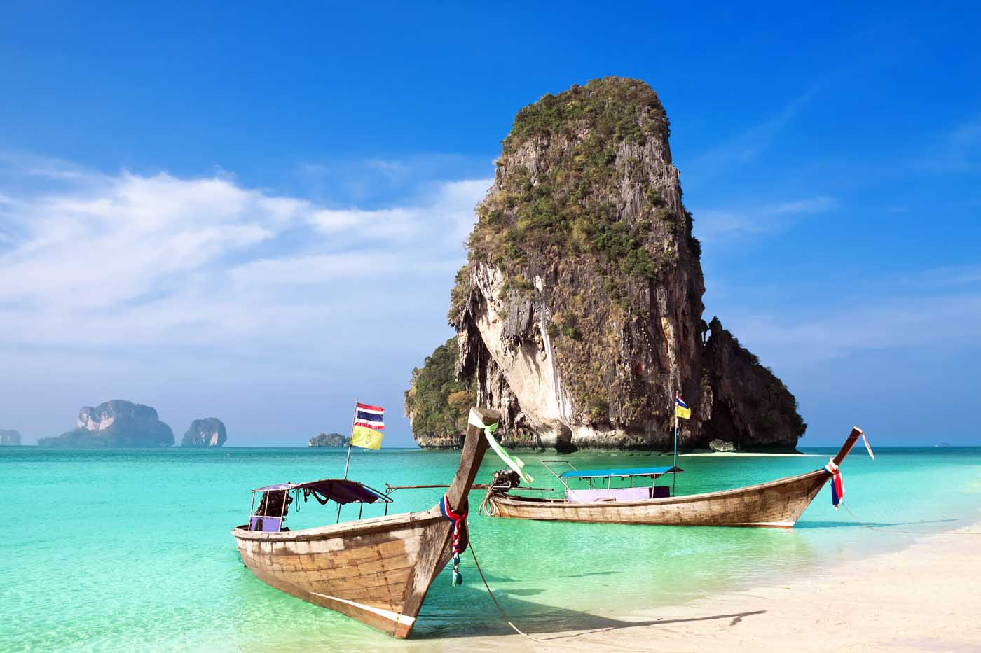 3d Beach Wallpaper Cost Railay Beach Travel Costs Amp Prices Phra Nang Beach