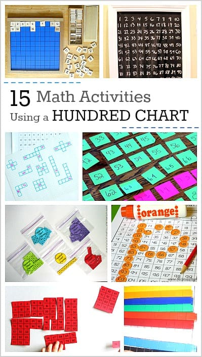 15 Fun Hundred Chart Activities for Kids - Buggy and Buddy - kids chart
