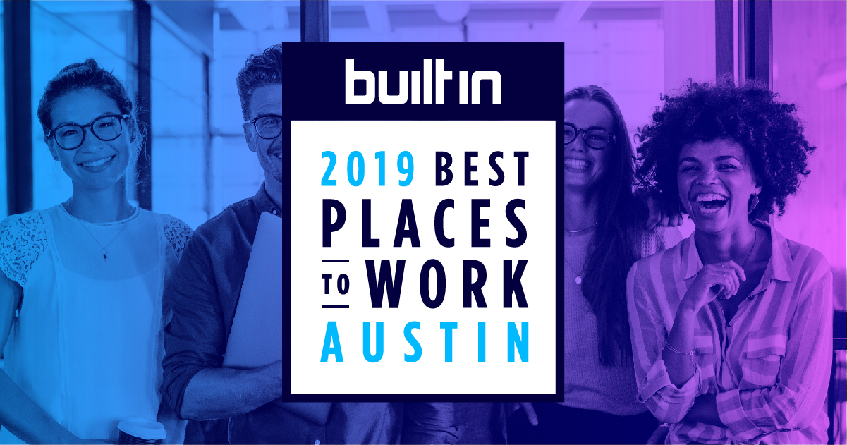 100 Best Places To Work In Austin Built In Austin