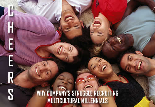 Why Companies Struggle Recruiting Multicultural Millennials