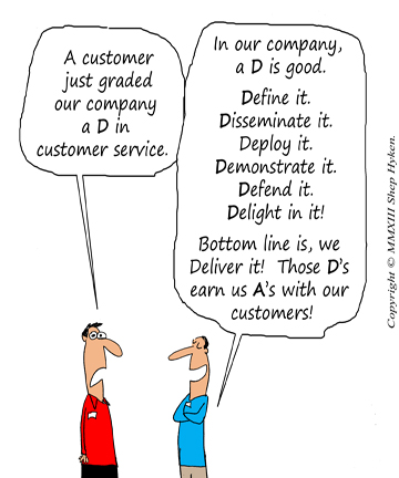 How to Create a Customer-Centric Culture