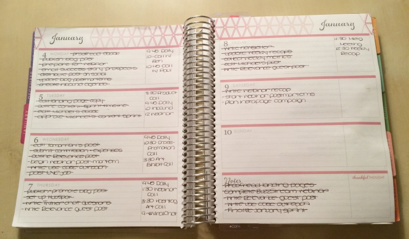 best day planner for small business