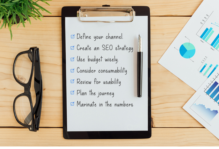 Your 7-Step Checklist to Creating Content That Works