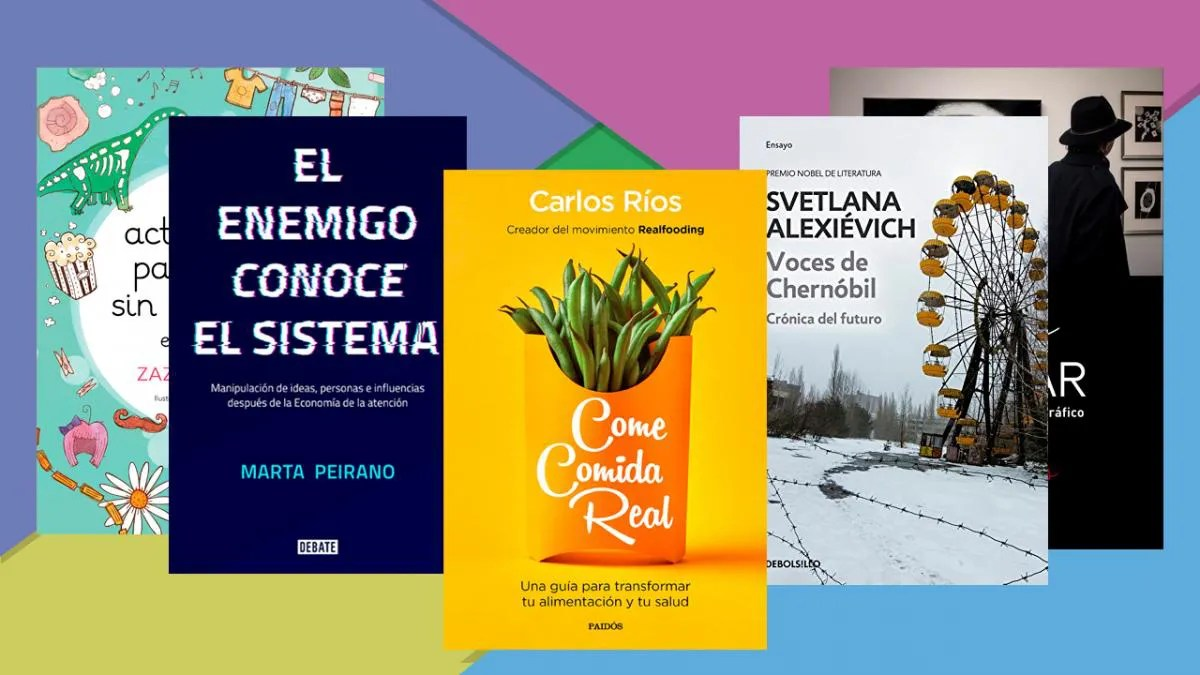 Amazon Libros Español Los 11 Libros Más Deseados En Amazon Ideas Para Regalar