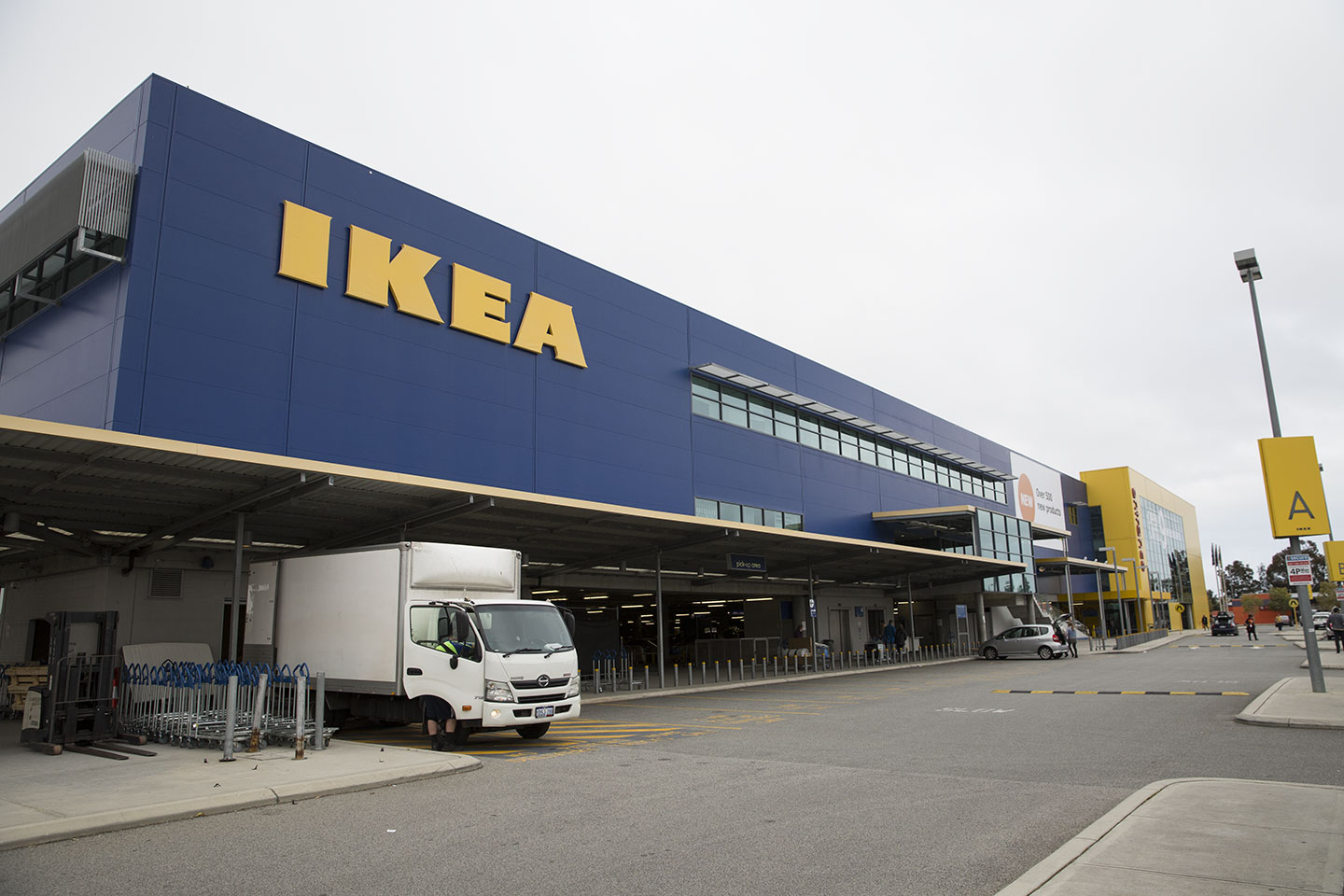 Ikea Couches Perth Gdi In 143m Bid For Perths Ikea Store Business News