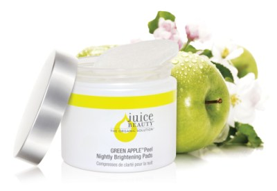 Natural Beauty_Juice Beauty's Green Apple Peel Nightly Brightening Pads | Source: Courtesy