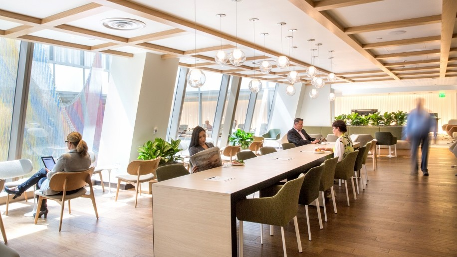 Table Lounge Cathay Pacific Opens New Vancouver Lounge – Business Traveller