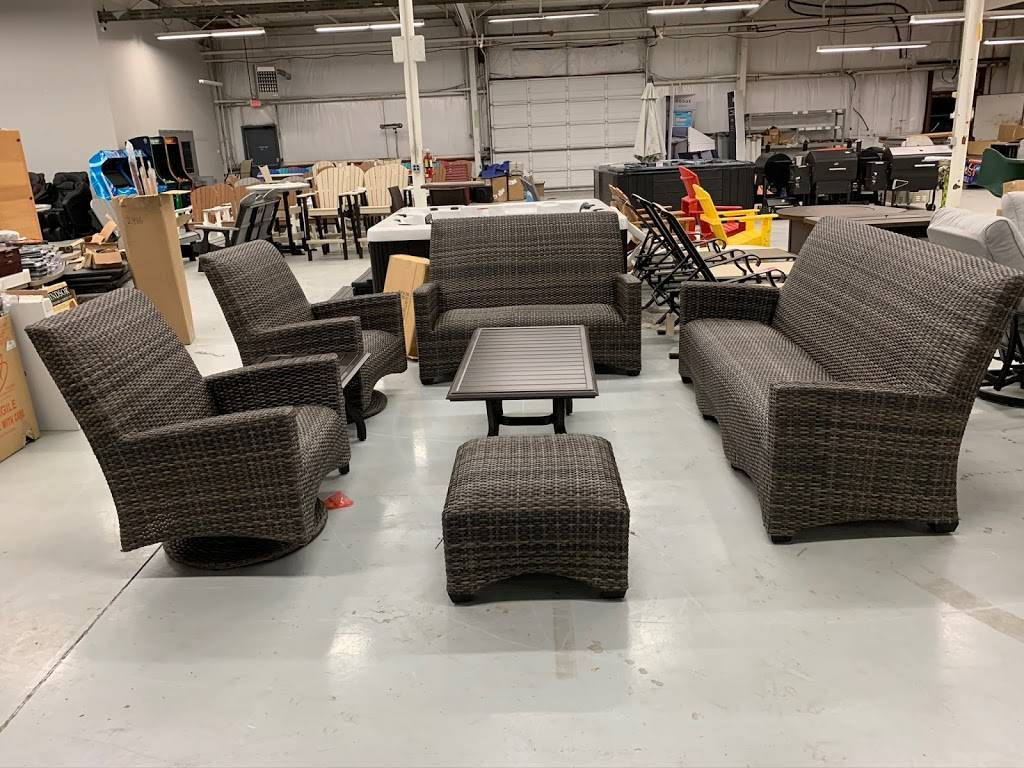 Galaxy Home Recreation Clearance Distribution Center 7498 E 46th Pl Tulsa Ok 74145 Usa