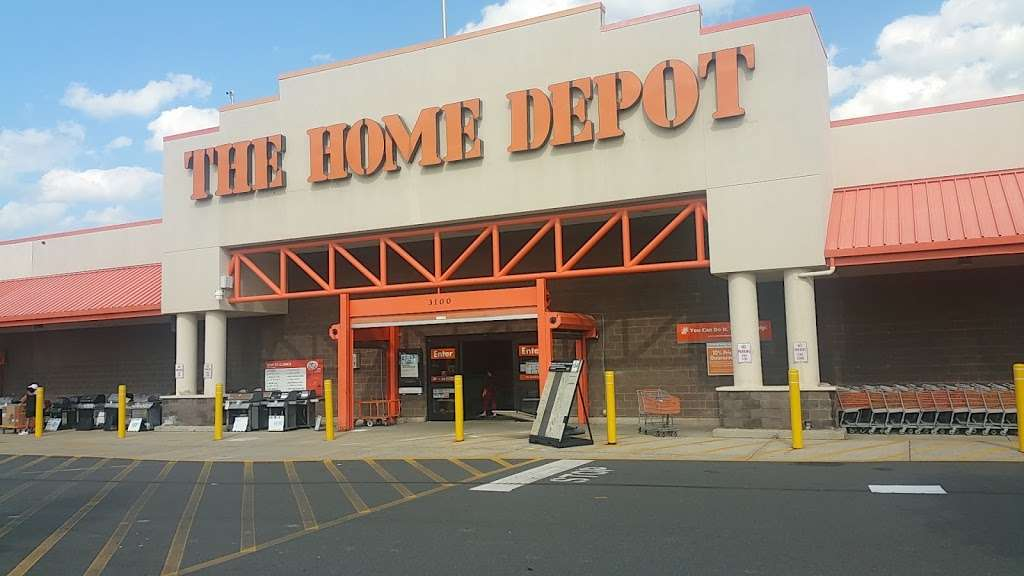 The Home Depot - Hardware store 3100 Hamilton Blvd, South